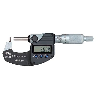 디지매틱 튜브 마이크로미터-원통구형